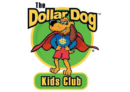 Dollar dog at kids club