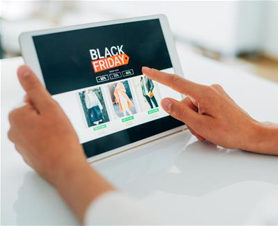 Image for Smart Black Friday Shopping