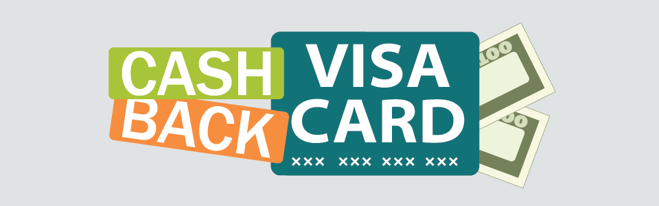 Cash Back Visa Card