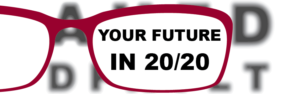 Your future in 2020