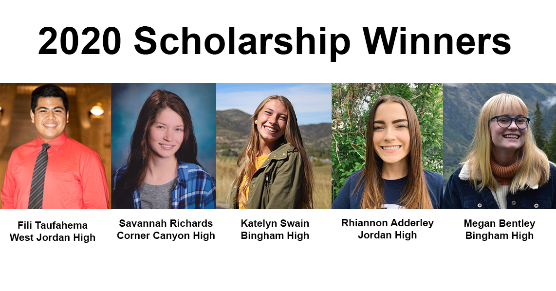 Image for 2020 Scholarship Winners