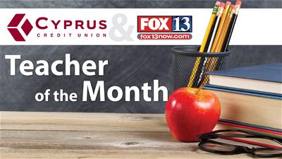 Image for Nominate a Teacher of the Month