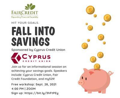 Image for Fall Into Savings
